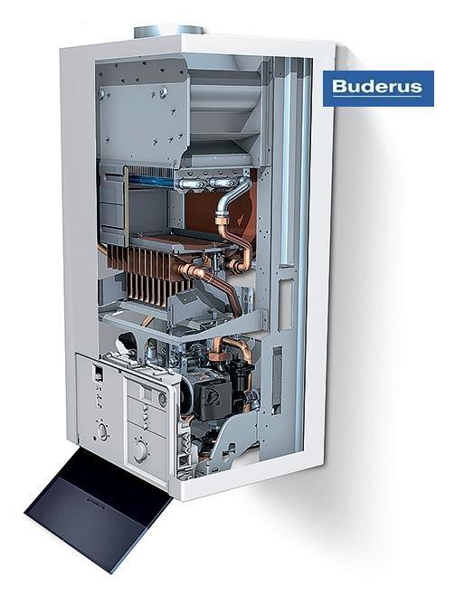 Котел газовый Buderus Logamax U054-24K 0