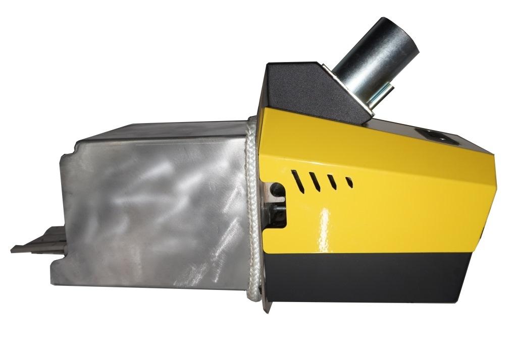 Kvit Optima Prom 200 - пеллетная горелки для твердотопливного котла 4