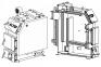 Котлы на дровах Altep Trio Uni plus 30 кВт 2