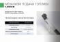 Горелка пеллетная Bioprom AIR Pellet 36 кВт  2