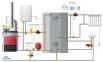 Тепло аккумулятор для твердотопливного Apogey SG(B) 400 2