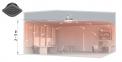 Proton AST 15 воздушно отопительный аппарат 20 кВт 1