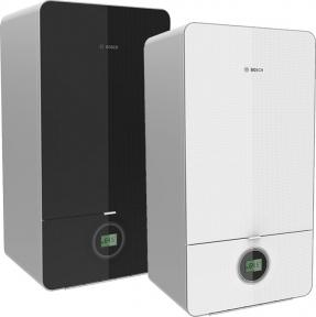 Bosch Condens GC 7000 i W 24/28 C   - Новый конденсационный  двухконтурный котел