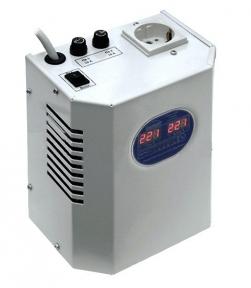 Стабилизатор напряжения СН -800 ГАРАНТ 220V