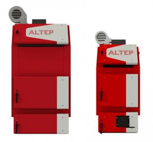 Котлы на дровах Altep Trio Uni plus 30 кВт