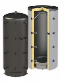 Apogey SG(B) 200 бак аккумулятор для твердотопливного котла 200 литров