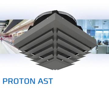 Proton AST 55 тепловентилятор водяной