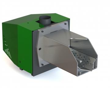 Горелка пеллетная Bioprom AIR Pellet 36 кВт