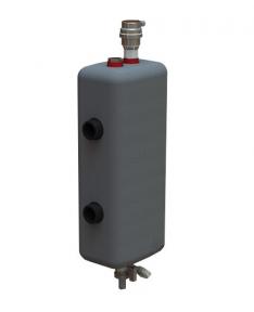 Гидрострелка в утеплителе на 50 кВт