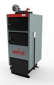 Дровяной котел 40 кВт - Marten Comfort MC 40