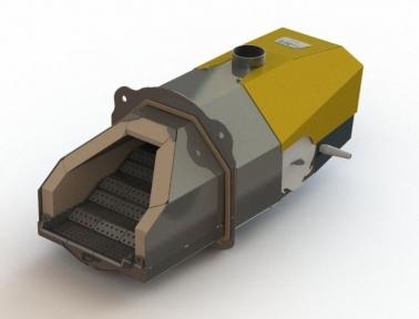 Горелка для автоматической подачи пеллет - Oxi Ceramik75