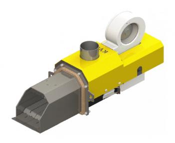 горелка для автоматической подачи Kvit Lyuta 27 кВт