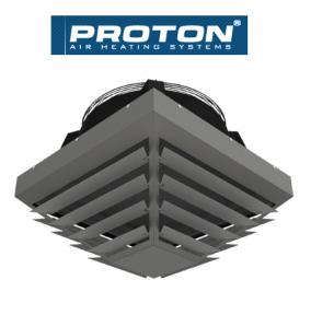 Proton AST 15 воздушно отопительный аппарат 20 кВт