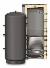 Буферная емкость  с теплообменником 1500 литров Apogey SG(B) 1500